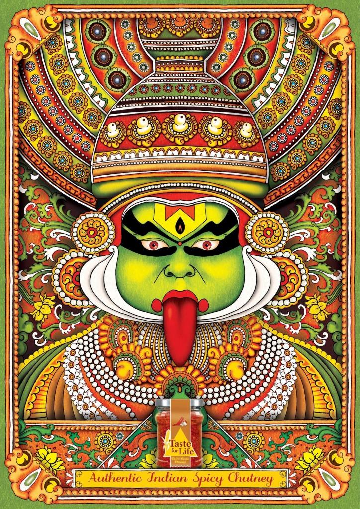taste-for-life-indian-spicy-chutney-bomai-kathakali-rakshasi-print-356148-adeevee