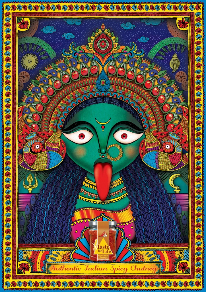 taste-for-life-indian-spicy-chutney-bomai-kathakali-rakshasi-print-356149-adeevee